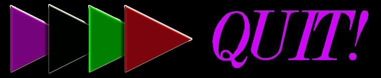 QUIT logo
