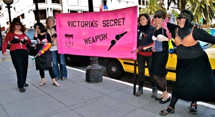 Victorias secret weapon